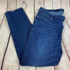 Old Navy Straight Leg Jeans Size 14R